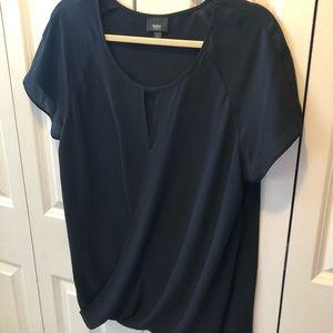 Massimo blouse plus size (XXL)